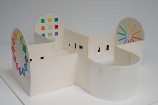 A model of the secular chapel