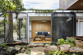 An Australian Cottage Gets a Japanese-Inspired Makeover and a New Home Office