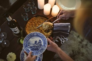 Give your guests a good dose of hygge through entertaining.