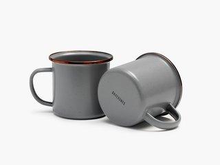 Enamel Cup Set