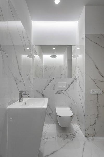 . Best 31 Modern Bathroom Tile Counters Design Photos And Ideas   Dwell