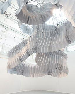Installation at Milan Design Week 2018.