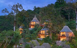 These Rainforest Pods in Thailand Are Straight Out of a Fantasy