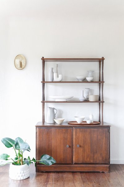 Heirloom pieces have been a go-to for Davison—a bit of Georgia to remind her of home, though her look is always evolving.
