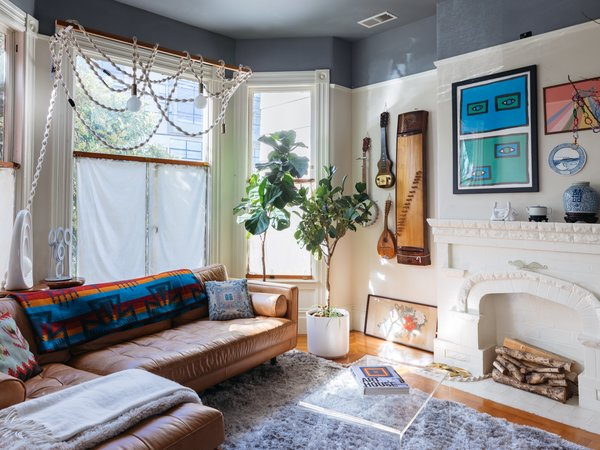 The Eclectic San Francisco Home of Knot Artist Windy Chien