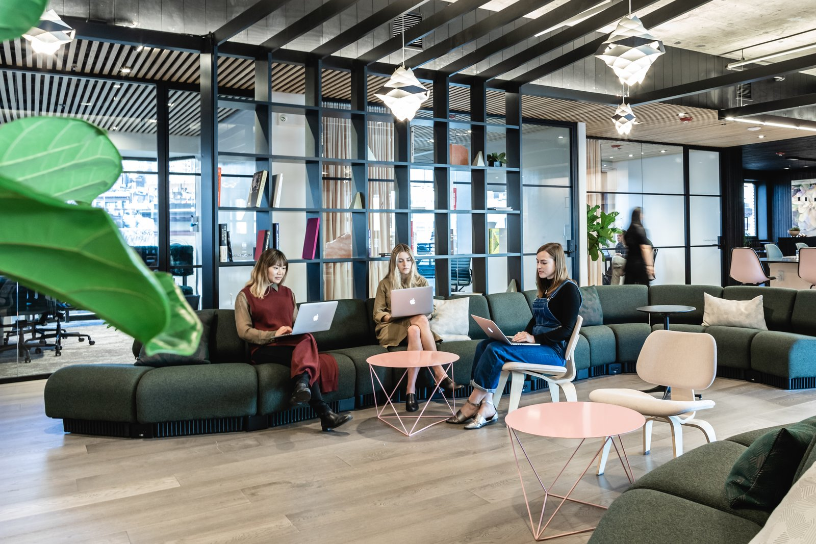 Dwell Moves Into Canopy, The Chic Co Working Space By Yves Behar And Amir  Mortazavi
