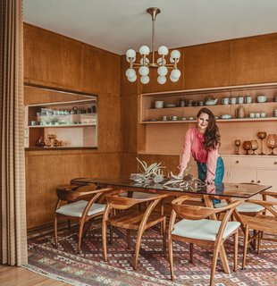 My House: Kitchy Kitchenu0027s Claire Thomas Restores An Endlessly Charming  L.A. Midcentury
