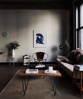 My House: Travel Influencer Olivia Lopez's Moody L.A. Loft