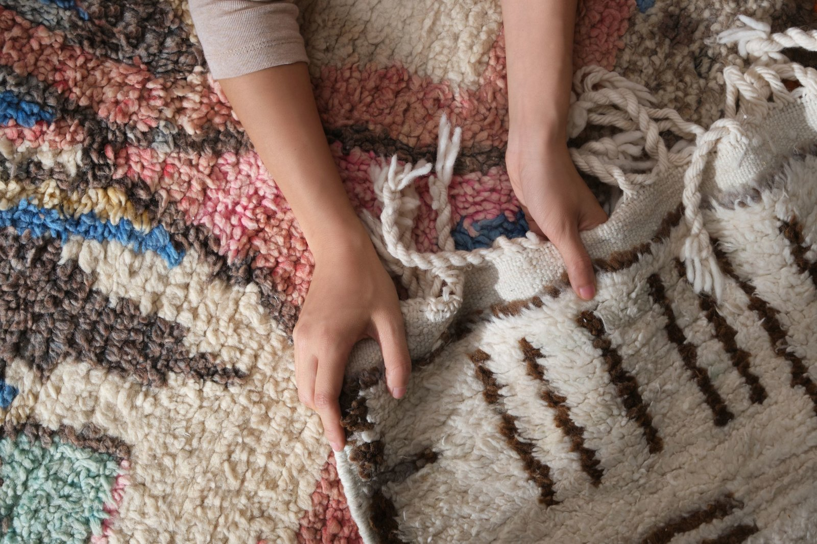 An Expert's Guide to Choosing, Styling, and Cleaning a Moroccan Rug