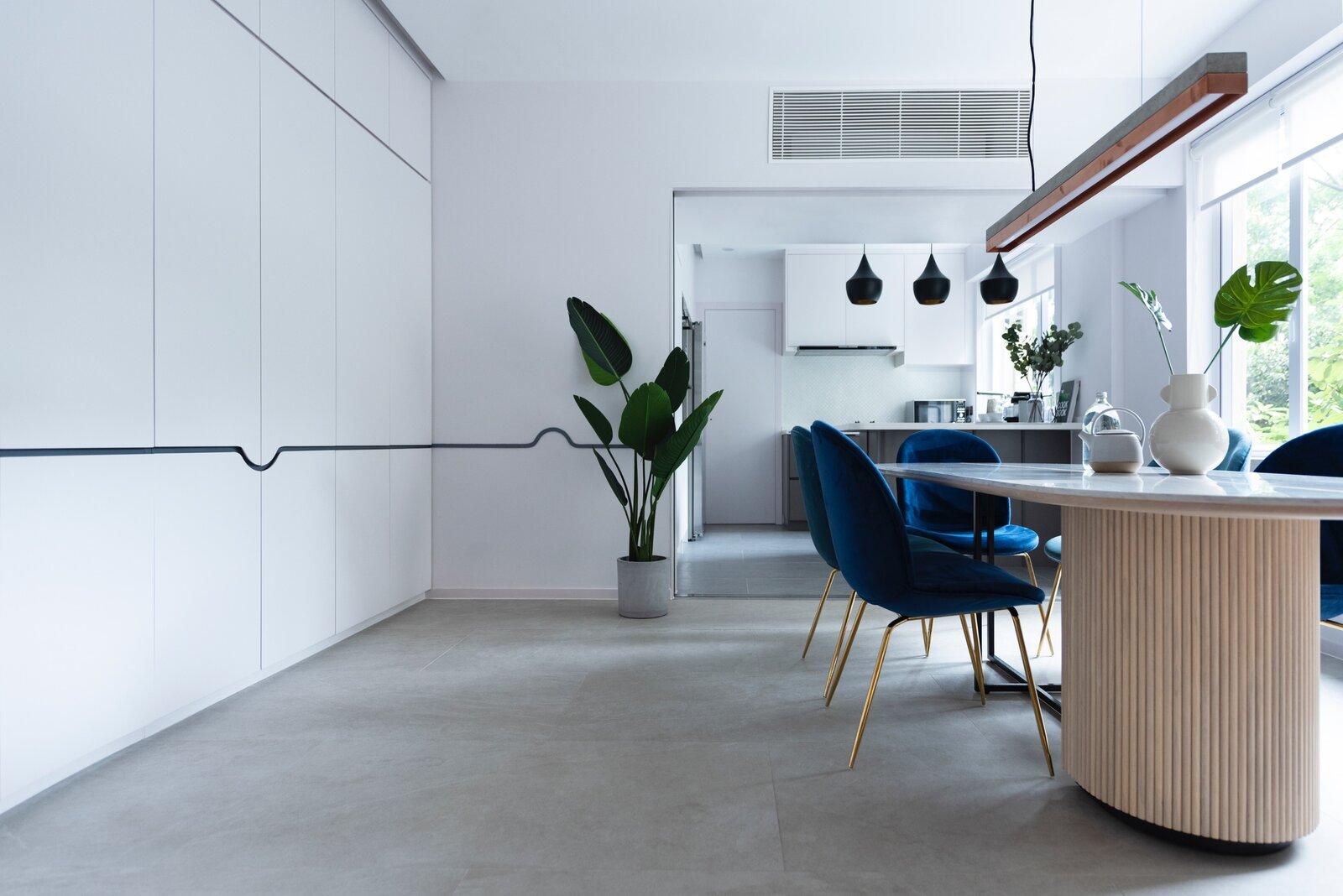 Bean Cloud Mansion kitchen
