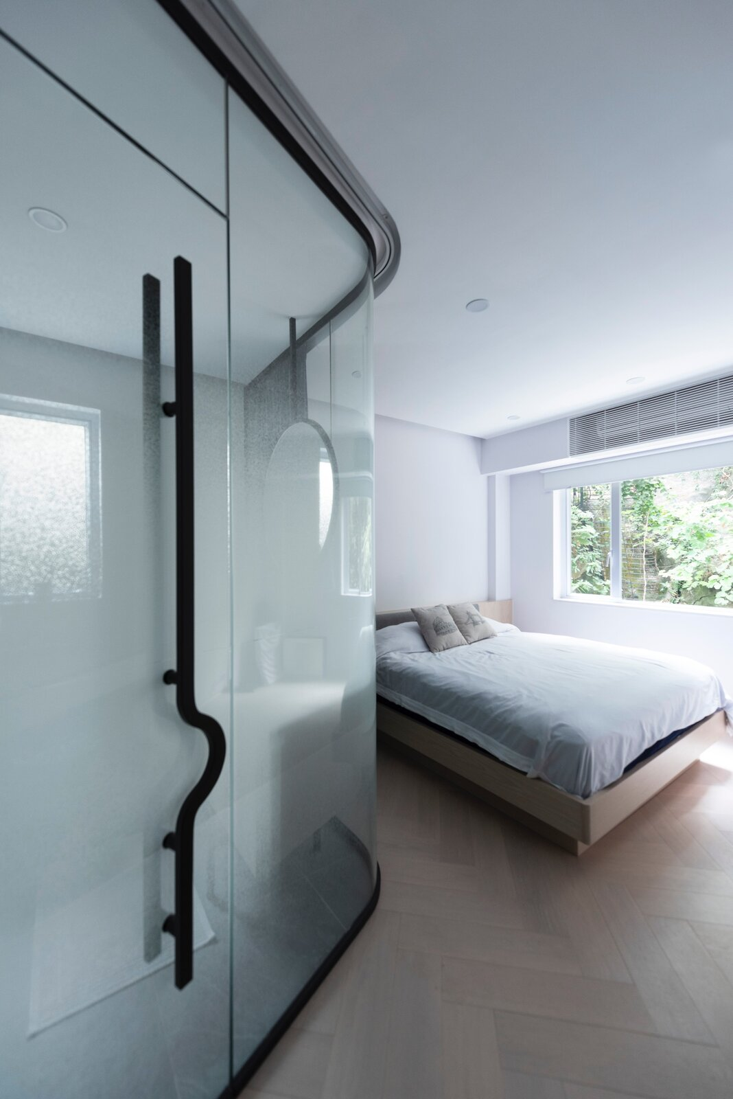 Bean Cloud Mansion bedroom