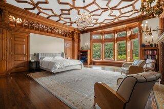 A Historic Peabody & Stearns Duplex in Boston With Coffered Ceilings Asks $10.6M