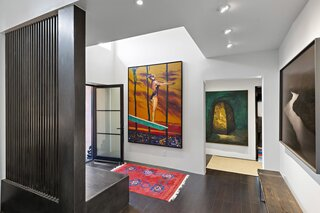 A Santa Fe Residence With Gallery-Inspired Interiors Asks $3.75M