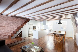 A Meticulously Restored 19th-Century Row House in Manhattan Seeks $1.8M