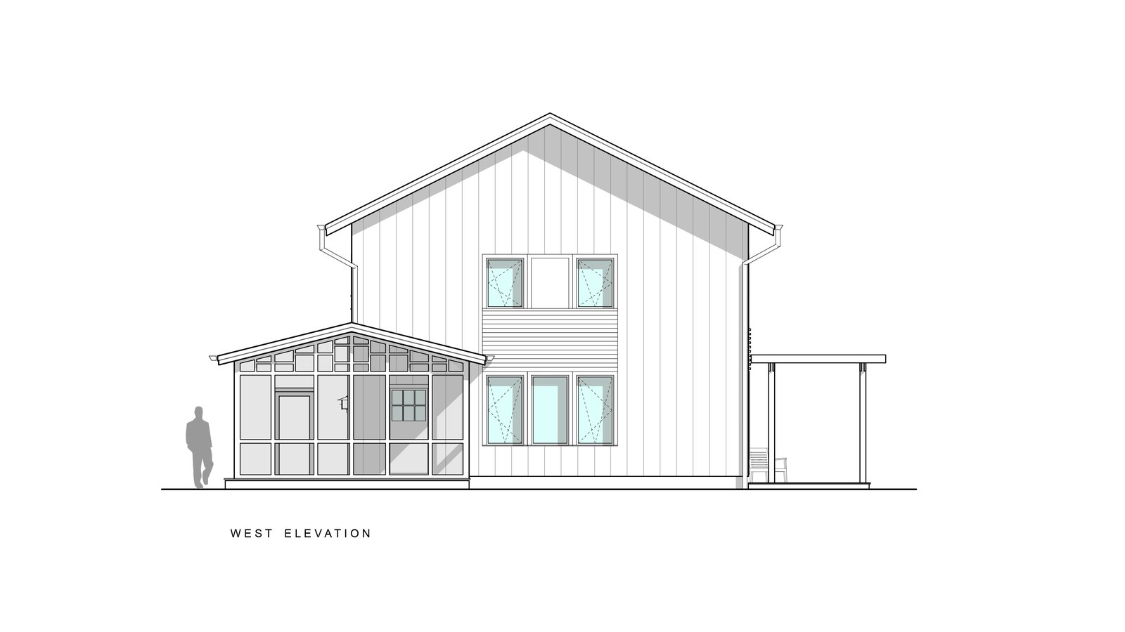 Scranton Passive House Residence by Richard Pedranti Architect