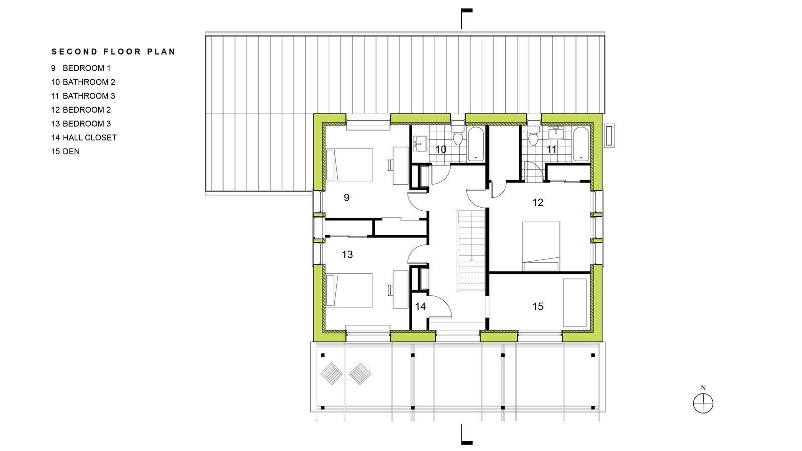 Scranton Passive House Residence by Richard Pedranti Architect