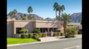 Modern home with Exterior, House Building Type, Stucco Siding Material, and Green Roof Material. Photo 4 of Heart of the desert: Indian Wells sanctuary