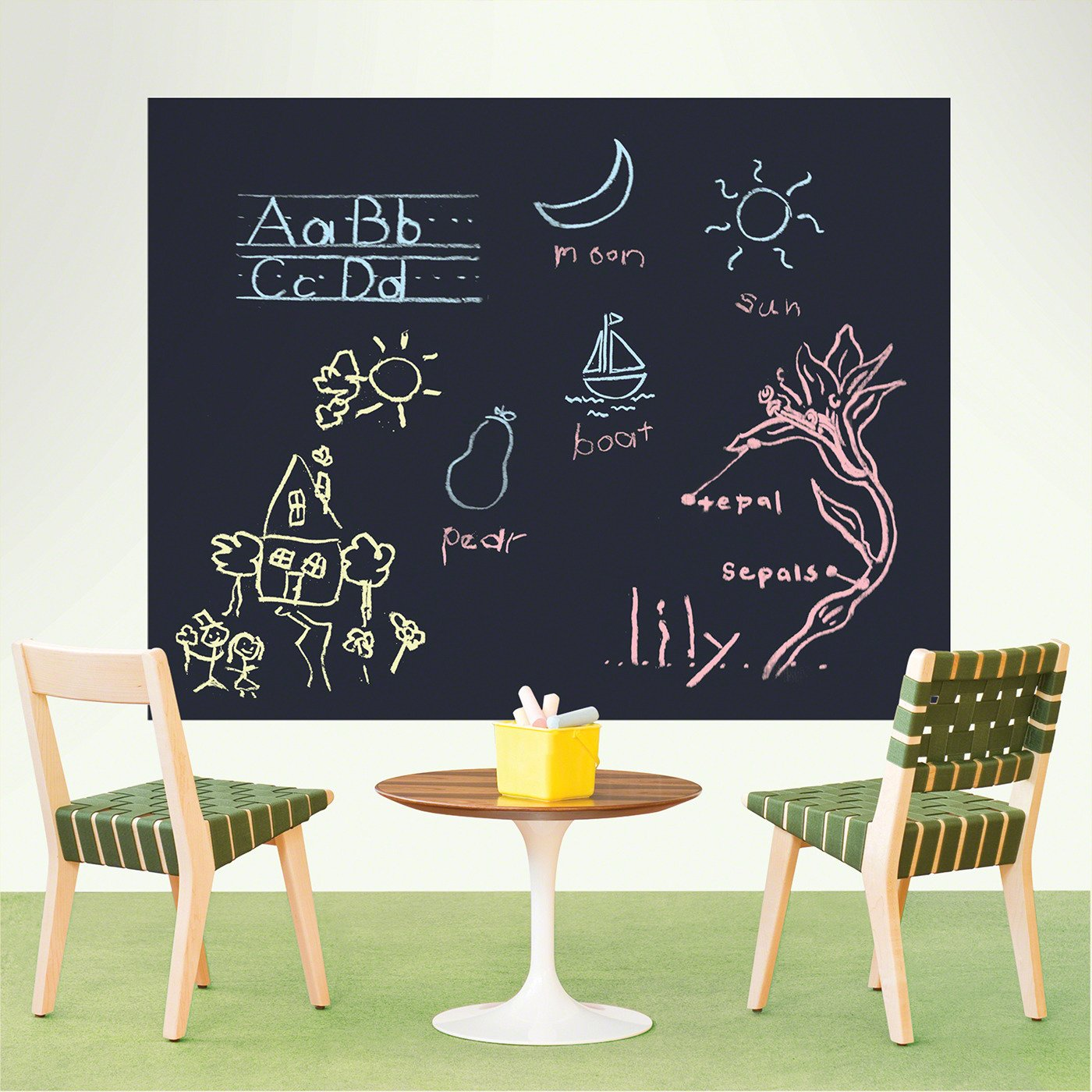 Photo 13 of 13 in 12 Playful Pieces of Art to Instantly Liven Up Your Kid's Room