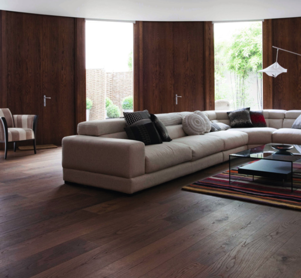 Mafi Oak Vulcano Wide Plank Natural Wood Flooring