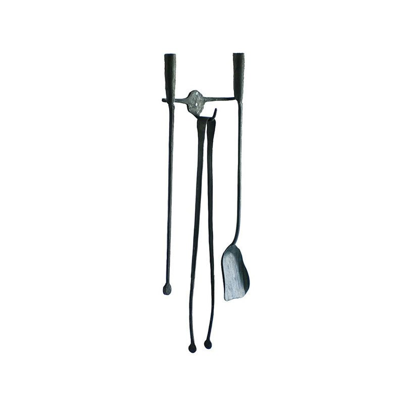 Ferro U0026 Fuoco Hand Forged Fireplace Tools
