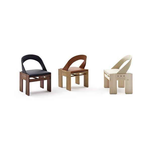 Meritalia Carlo Scarpa 618 Chairs