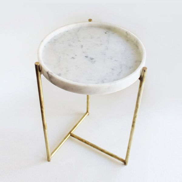 Evie Group Oliver Tray Side Table