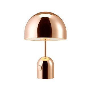 Tom Dixon Bell Table Lamp (Copper)
