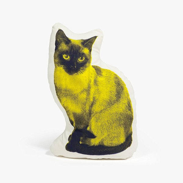 Areaware Siamese Cat Pillow