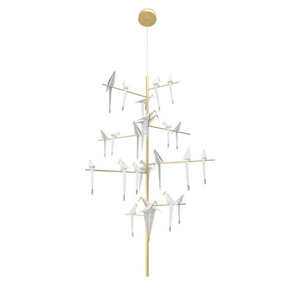 Moooi Perch Tree Chandelier