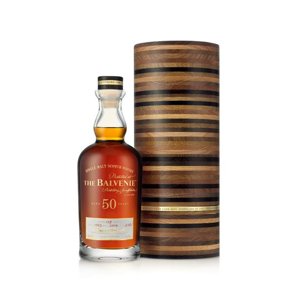 The Balvenie 50 Year Old Whisky
