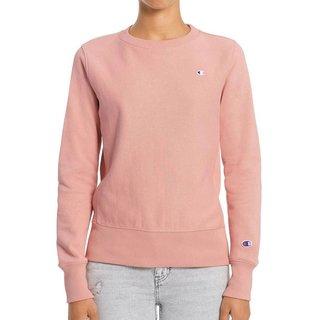 Champion Women's Reverse Weave French Terry Crewneck Sweatshirt