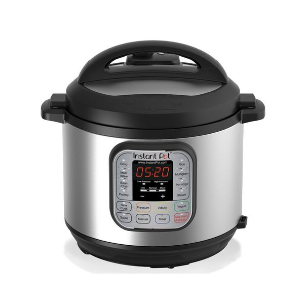 Instant Pot Duo60 Programmable Pressure Cooker