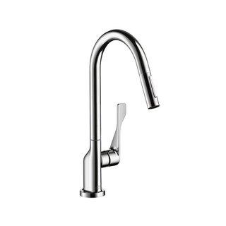 Citterio HighArc Metal Spray Head Kitchen Faucet