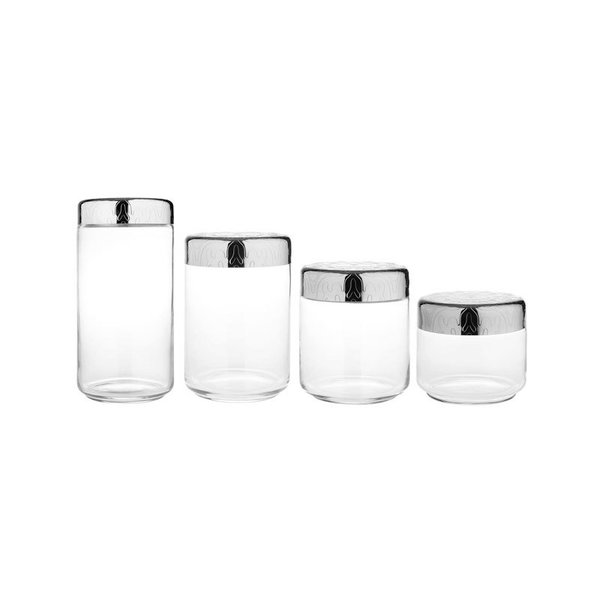 Alessi Dressed Kitchen Storage Containers