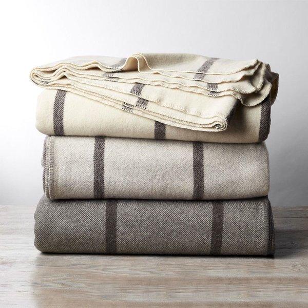 Coyuchi Tahoe Wool Blanket