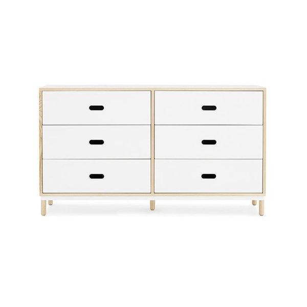 Normann Copenhagen Kabino 6 Drawer Dresser