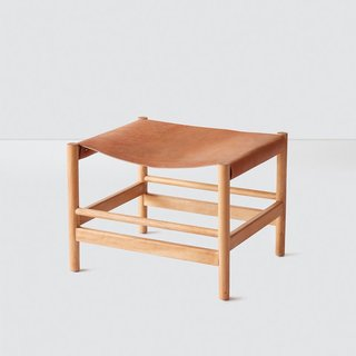 The Citizenry San Rafael Safari Stool