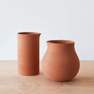The Citizenry Englobe Vessels – Set of Two