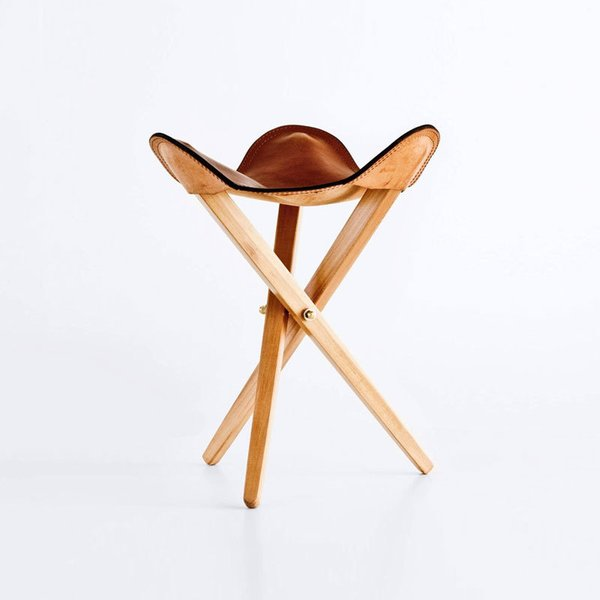 The Citizenry Palermo Tripolina Camp Stool