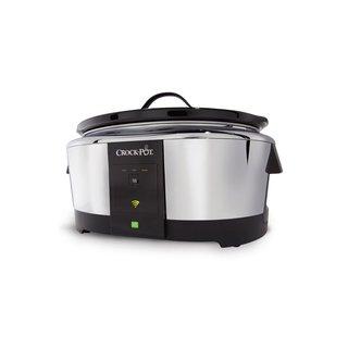 Crock-Pot 6-Quart Smart Slow Cooker with WeMo