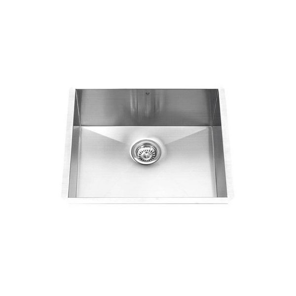 "Vigo 23"" Undermount Stainless Steel Kitchen Sink"