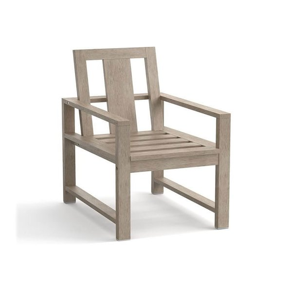Pottery Barn Indio Dining Arm Chair