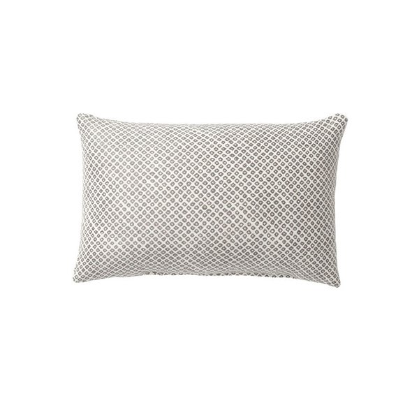 Pottery Barn Sunbrella Dottie Jacquard Indoor/Outdoor Pillow