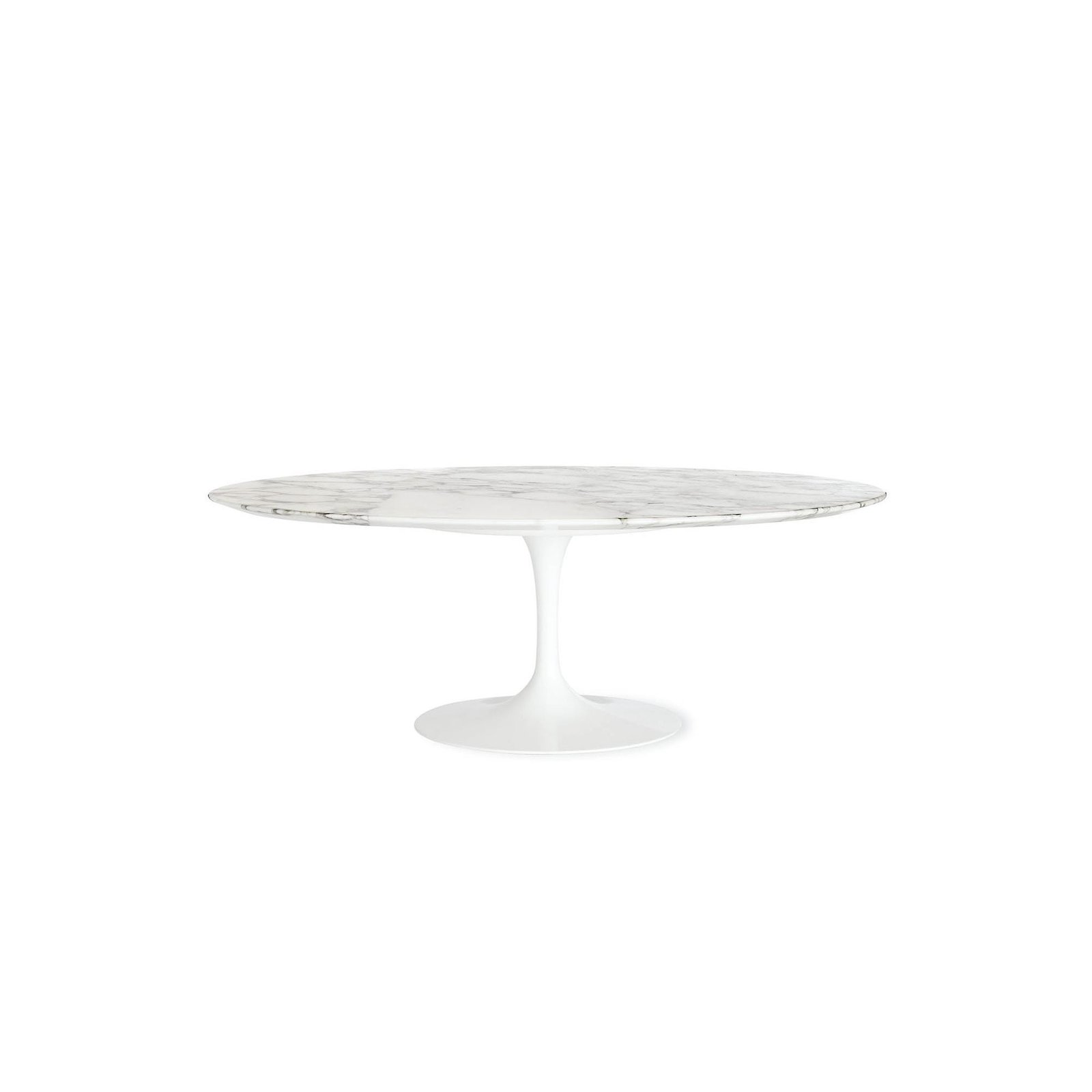 Saarinen Low Oval Coffee Table By Design Within Reach Dwell - Saarinen low oval coffee table