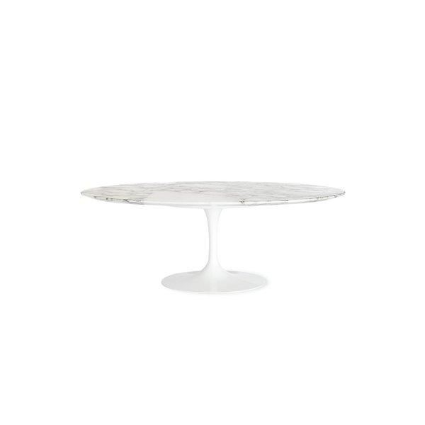 Eero Saarinen On Dwell - Saarinen low oval coffee table