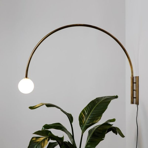 Allied Maker Contour Wall Lamp