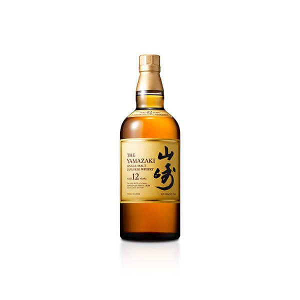 Suntory Yamazaki 12 Year Single Malt Whisky