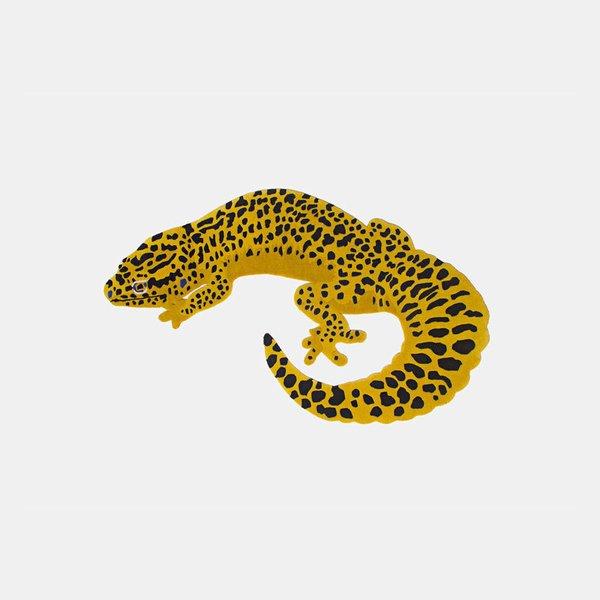JIWONXKIM Salamandrian Carpet