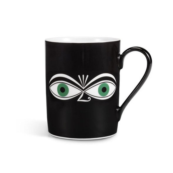 Vitra Coffee Mug - Green Eyes