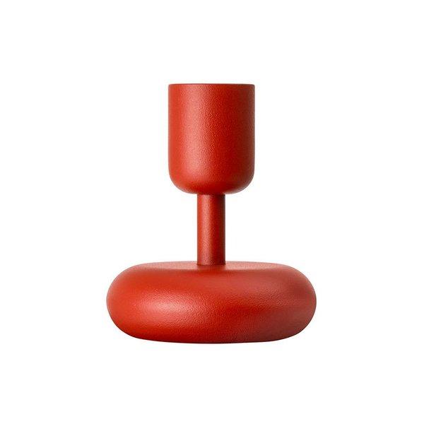 Iittala Nappula Candle Holder – Kyoto Red